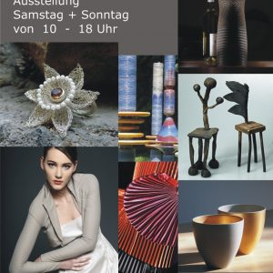 Schmuck und Kunsthandwerk im Museum
