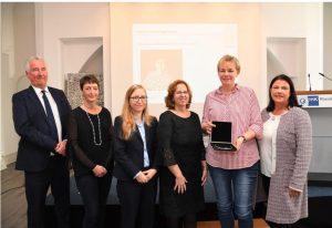 Erfolgreiche Frauen im Mittelstand Verena Moser